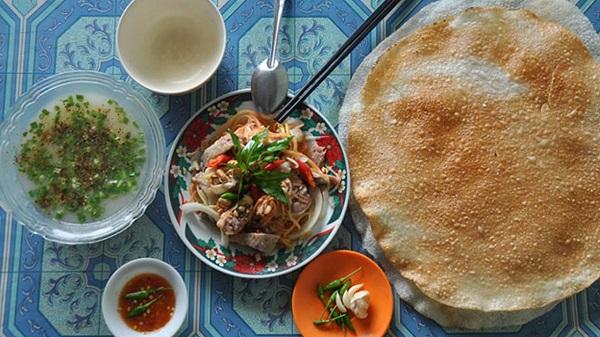 Bánh tráng Hòa Đa - Phú Yên