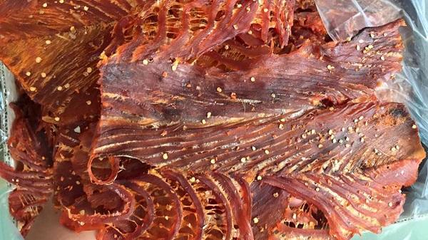 Khô mép cá ngừ Phú Yên