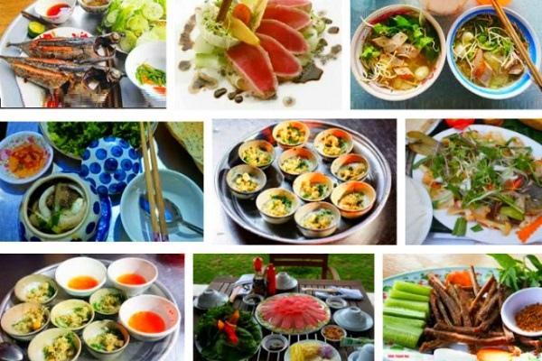Khám phá đặc sản Phú Yên