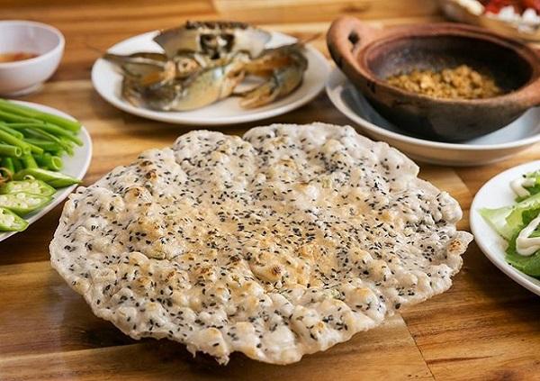 Bánh tráng nước dừa Quy Nhơn
