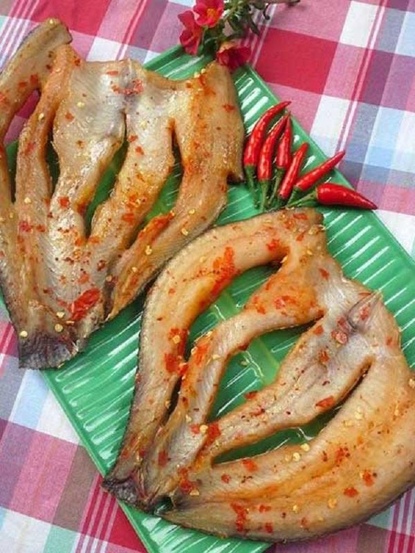 Khô cá lóc Sài Gòn
