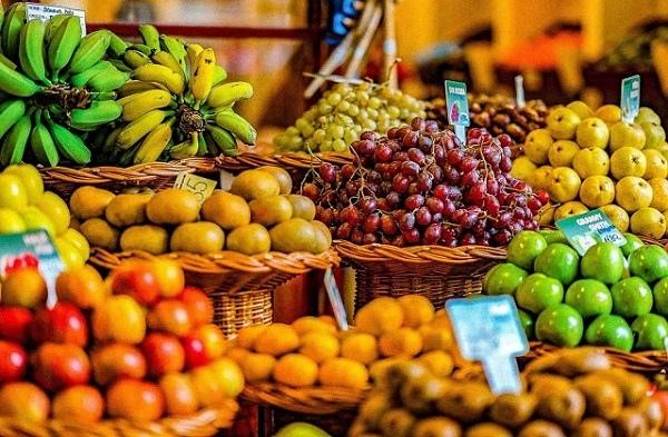 Trái cây Sài Gòn
