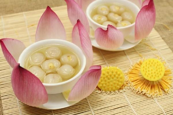 Chè sen long nhãn Hưng Yên