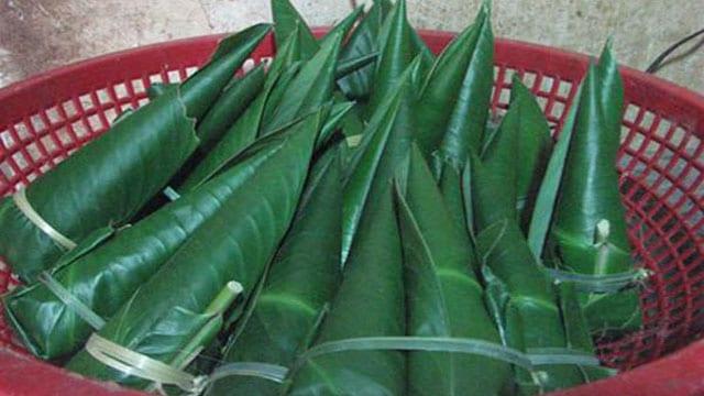 Bánh Cóoc Mò Thái Nguyên
