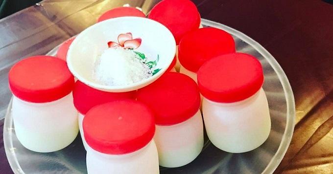 Sữa chua muối Đà Nẵng