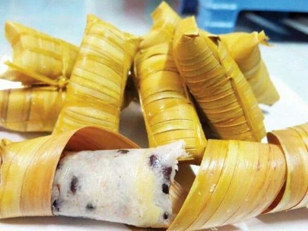 Bánh dừa Giồng Luông Bến Tre