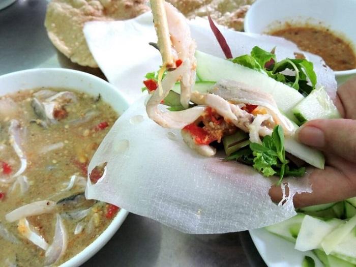 Gỏi cá Biên Hòa Đồng Nai
