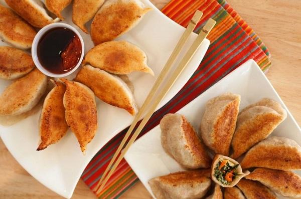 Bánh áp chảo Cao Bằng