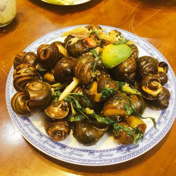 Ốc treo giàn bếp Đồng Tháp