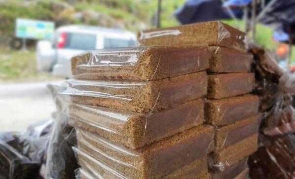 Bánh hạt dền Hà Giang