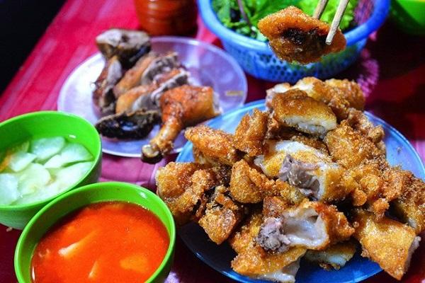 Bánh Áp chao Lạng Sơn