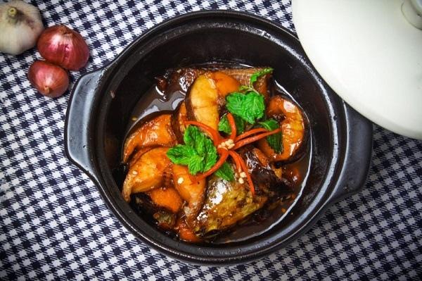 Cá kho gáo Ninh Bình