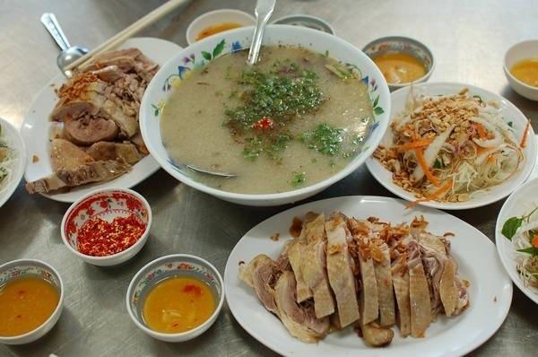 Cháo vịt Phú Yên