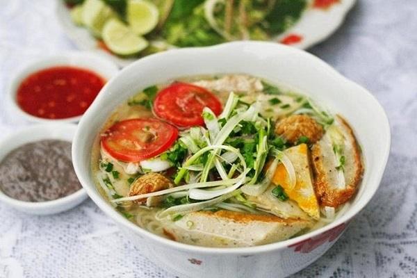 Bún cá Phú Yên