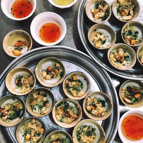 Bánh bèo chén Phú Yên