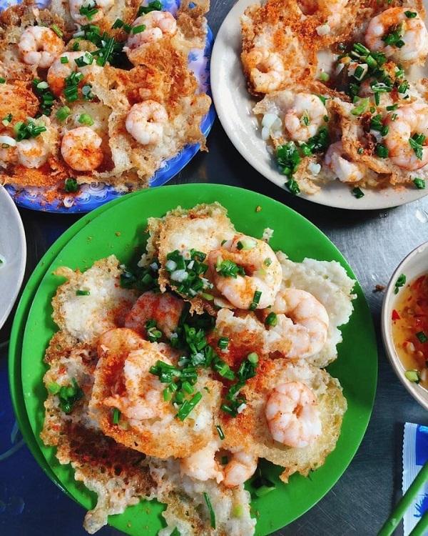 Bánh khọt Sài Gòn