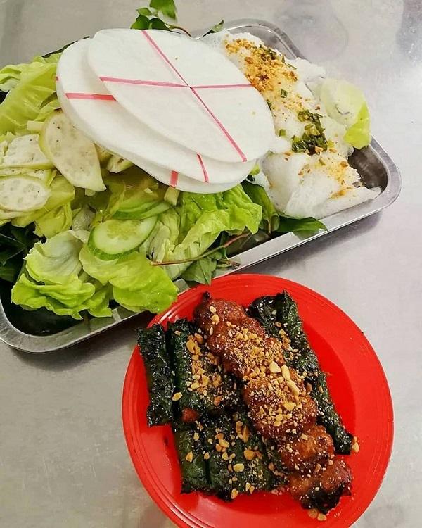Bò lá lốt Sài Gòn