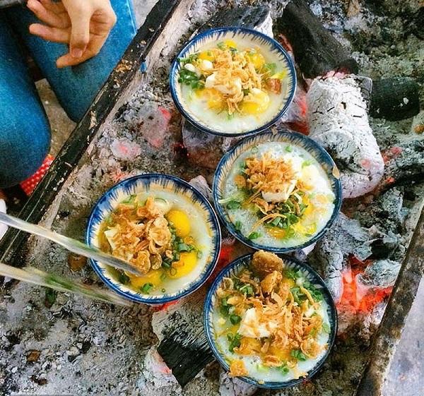 Trứng cút nướng phô mai Sài Gòn
