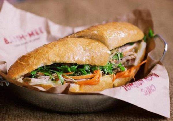 Bánh mì Nam Hà Thanh Hóa