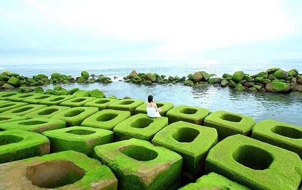 Phú Yên với những quan cảnh thiên nhiên thơ mộng