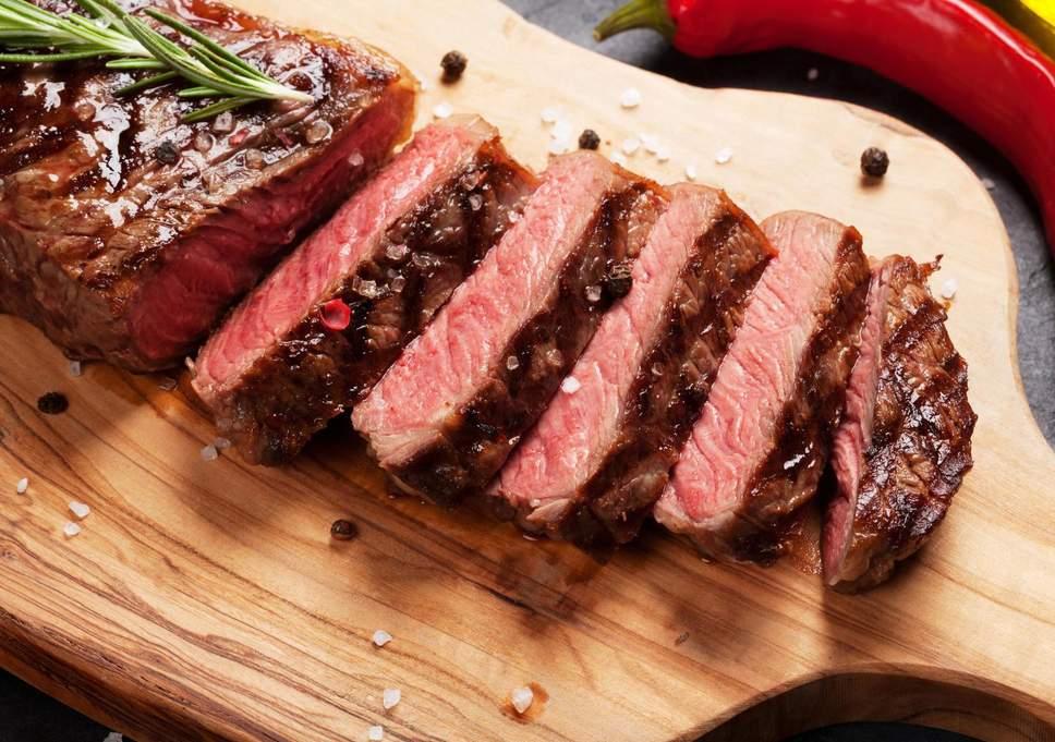 bắp bò nướng 1