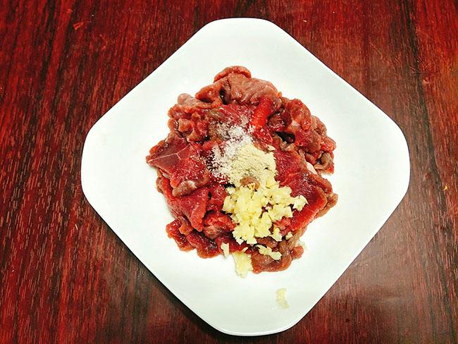 bông cải xào thịt bò 3