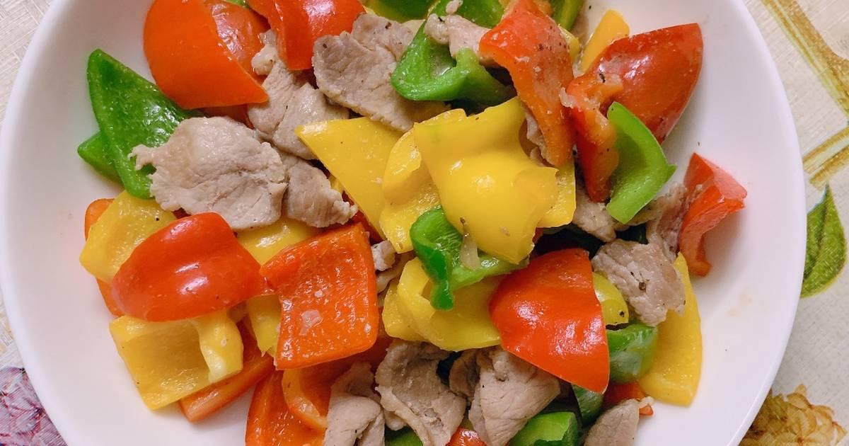 bông cải xào thịt bò thập cẩm 4