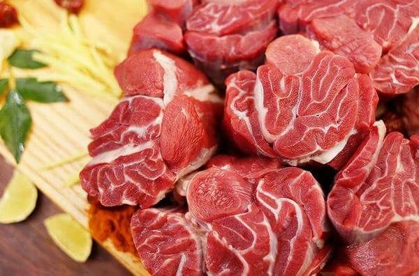 cách chọn thịt làm bắp bò nhúng mẻ ngon 1