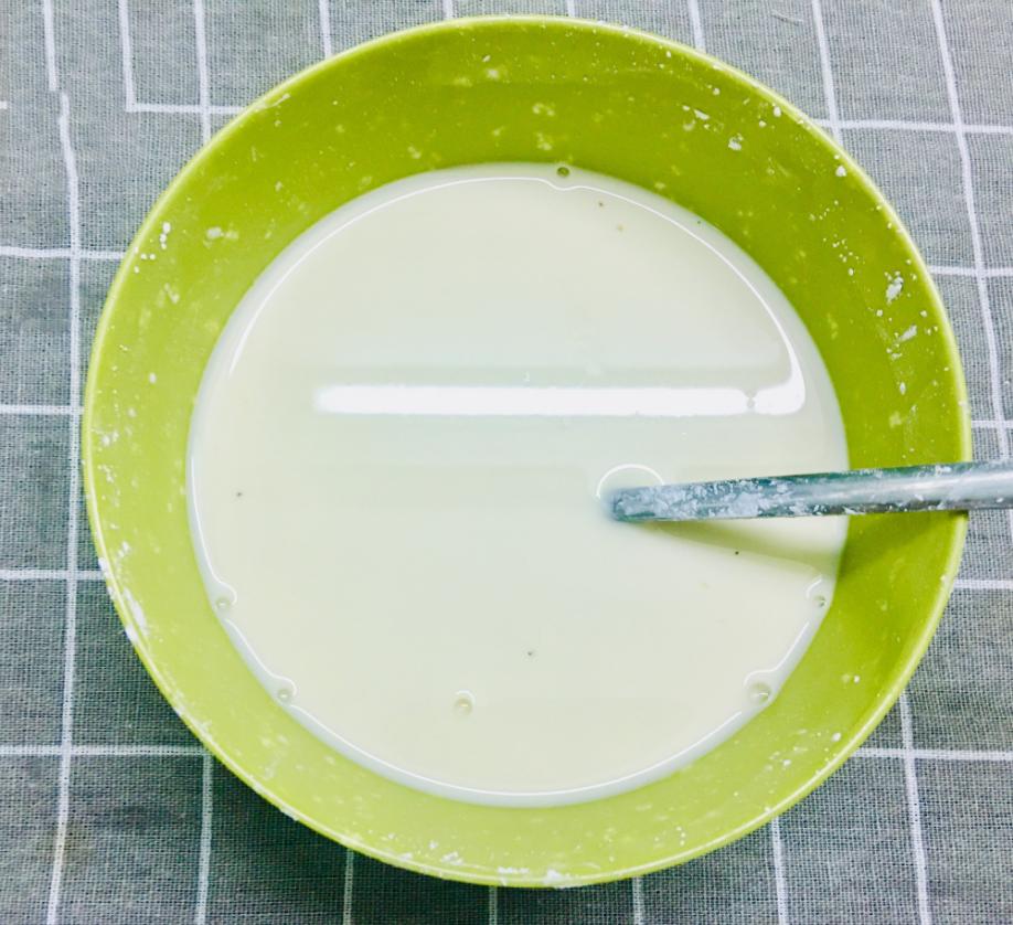 cách làm bánh chuối hấp dẻo 2