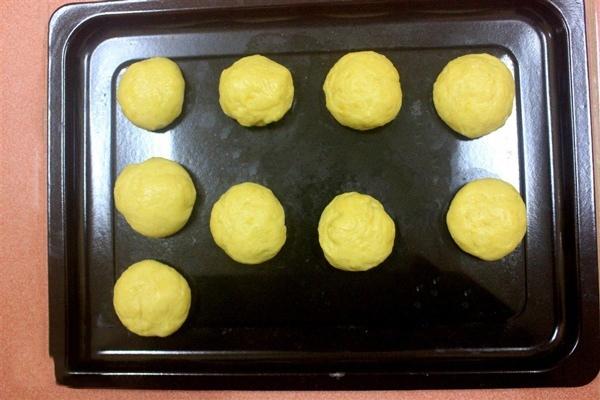 cách làm bánh khoai lang nướng 4