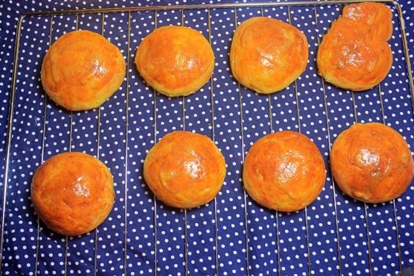 cách làm bánh khoai lang nướng 5