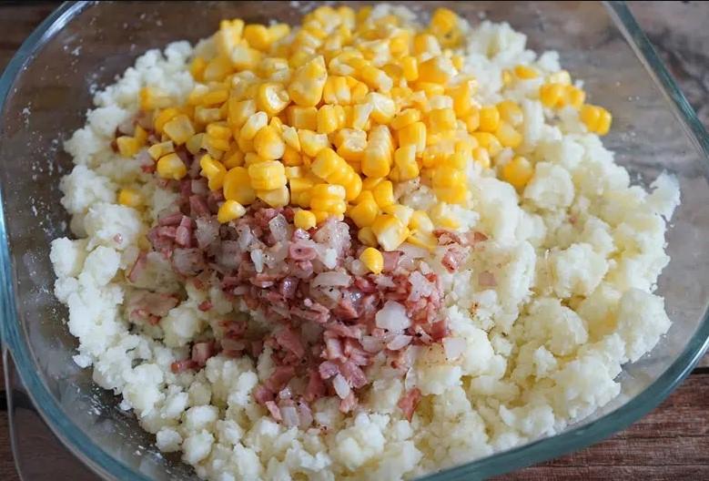 bánh khoai tây ngô ngọt 6