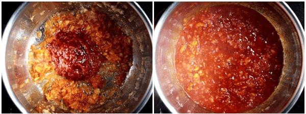 cách làm bánh mì nướng muối ớt sa tế tôm khô 2