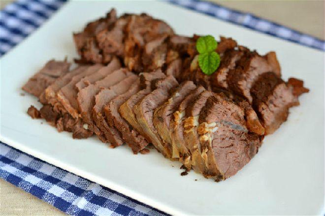cách làm thịt bò hấp cách thủy