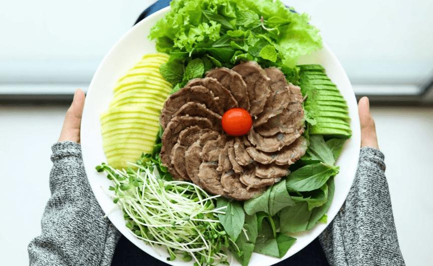 cách làm thịt bò hấp nước dừa