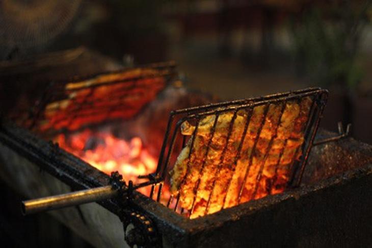 cách làm vịt nướng muối ớt 5