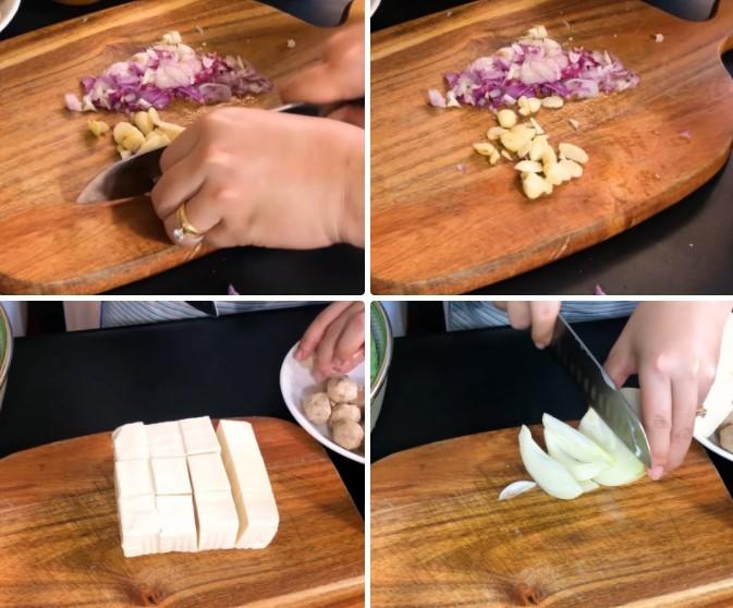 cách nấu lẩu đuôi bò hầm thuốc bắc 4