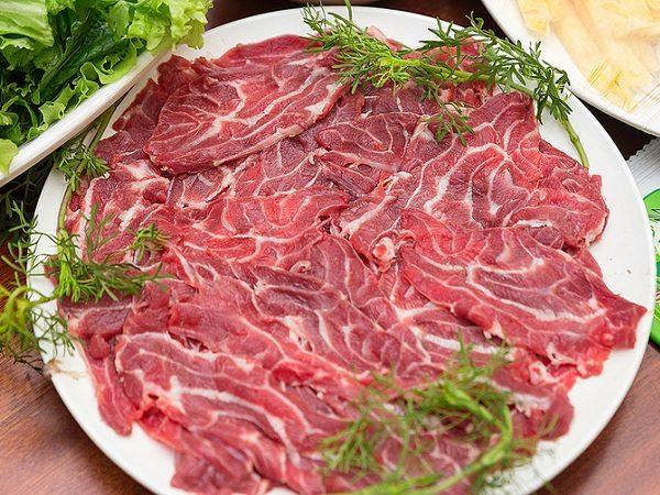 cách nấu lẩu riêu cua bắp bò hà nội 4