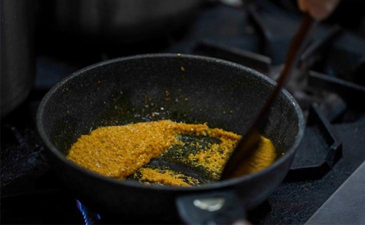 cách nấu lẩu riêu cua bắp bò hà nội 7