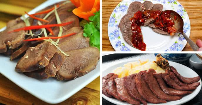 giá trị dinh dưỡng có trong lưỡi bò 1