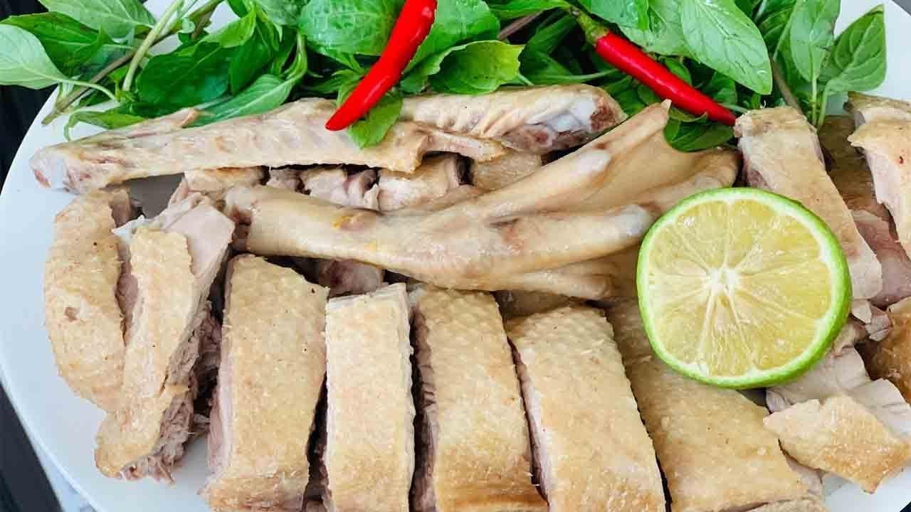 giá trị dinh dưỡng của món vịt luộc 1