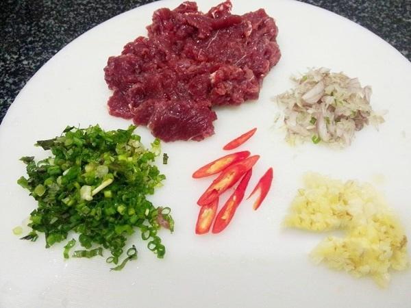 măng tươi xào thịt bò 4