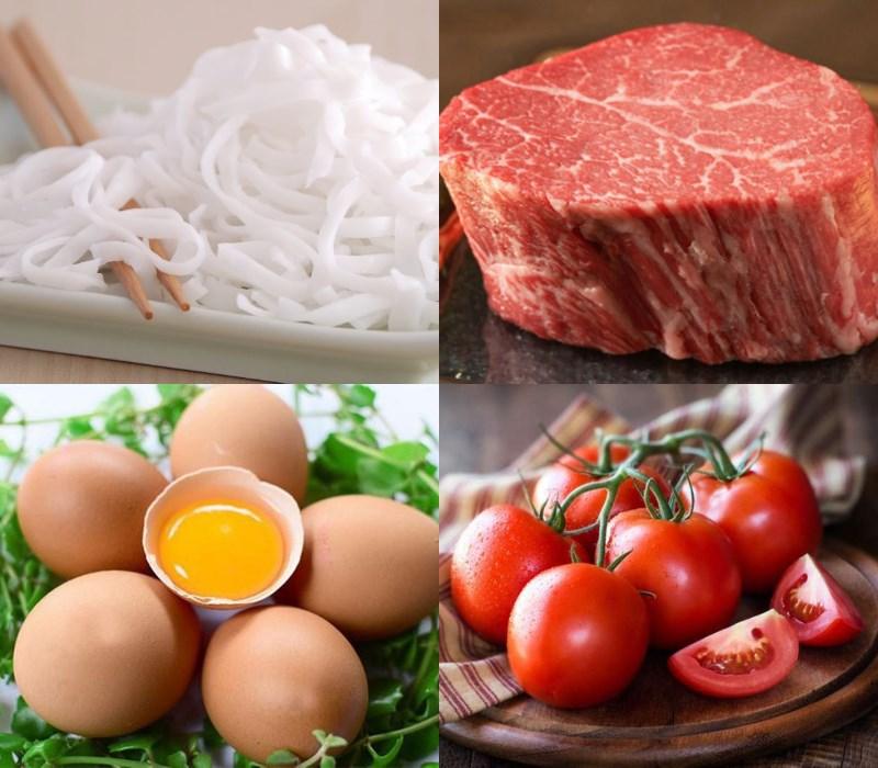 phở xào thịt bò giòn 1