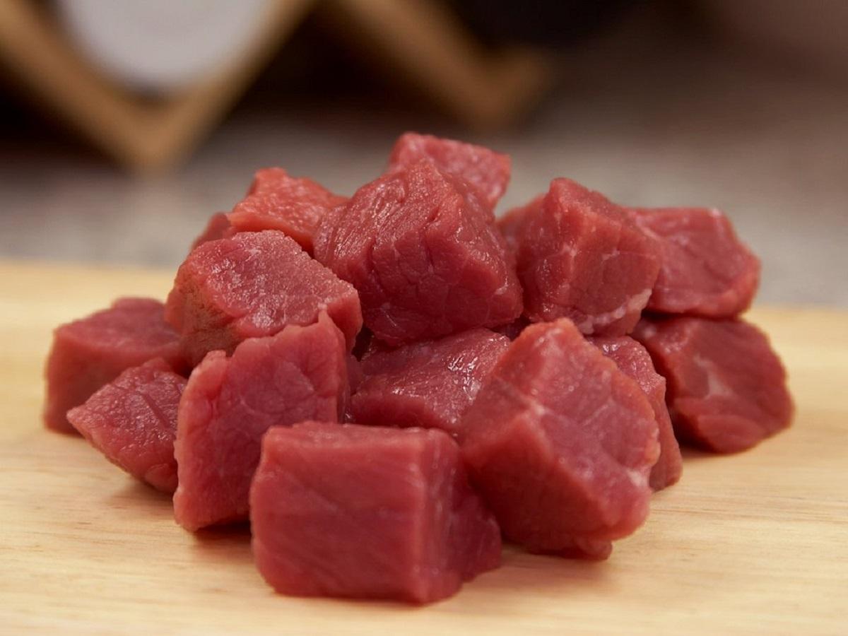 thịt bò hầm đu đủ