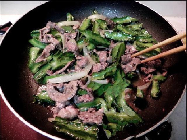 thịt bò xào đậu rồng 8