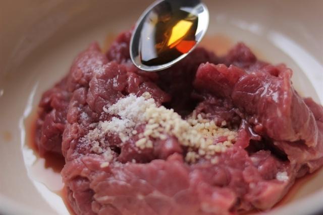 thịt bò xào ớt chuông hành tây 5