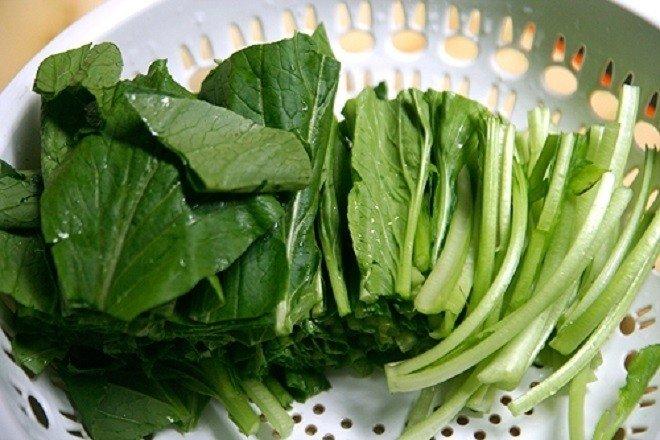 thịt bò xào rau cải 3