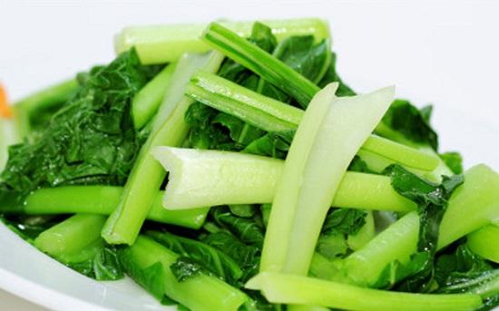 thịt bò xào rau cải 5