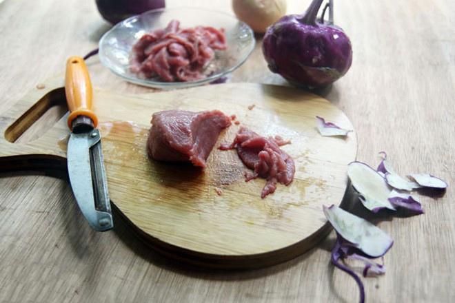 thịt bò xào su hào 3