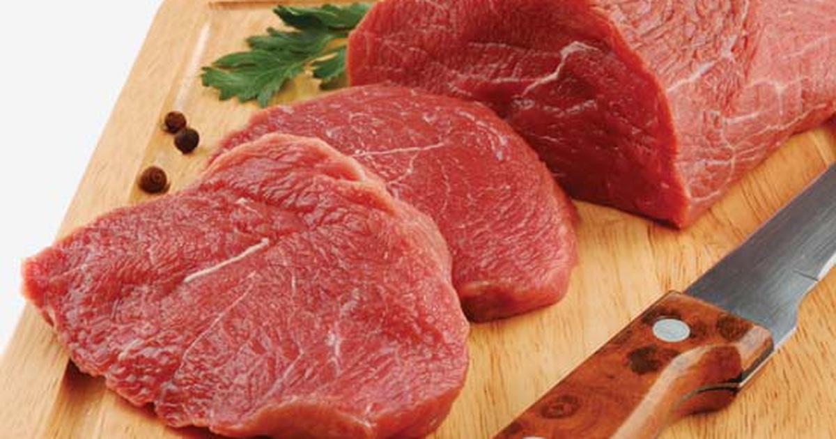 cách chọn nguyên liệu làm thịt bò nấu rau ngót 1